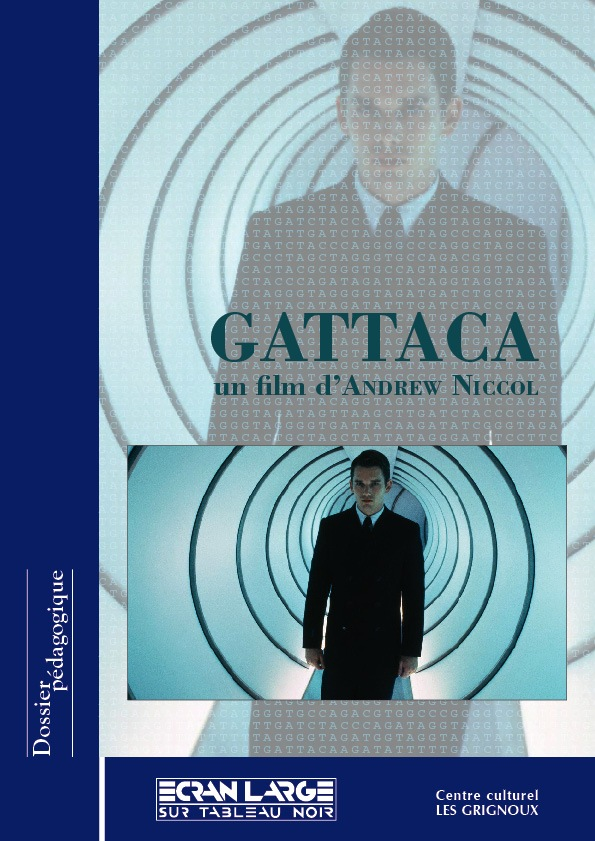 affiche du dossier Gattaca