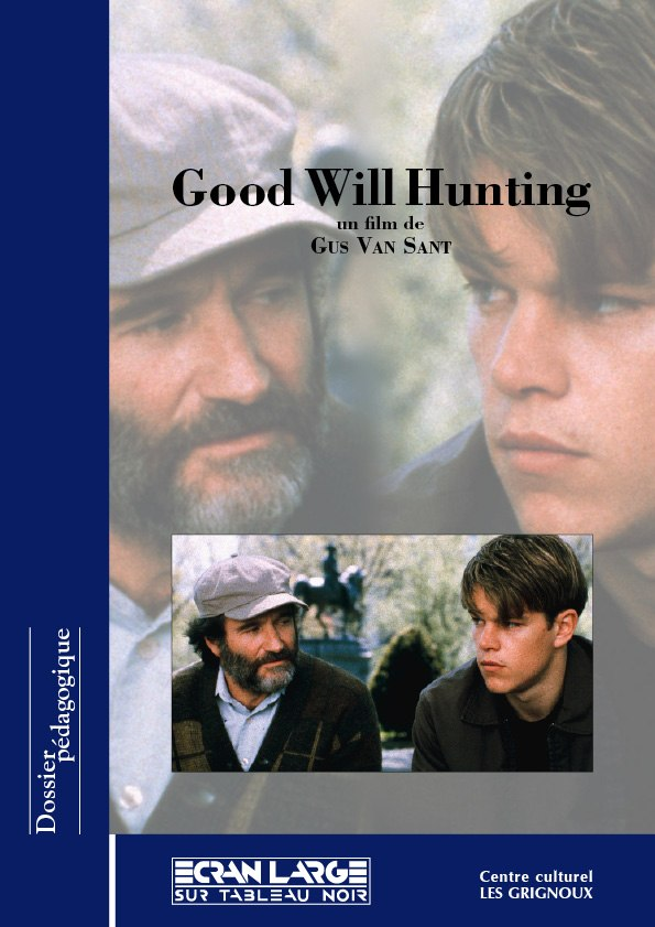 affiche du dossier Good Will Hunting