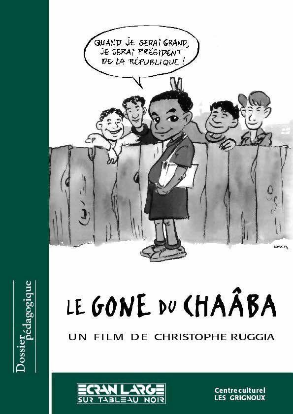 affiche du dossier Le Gone du Châaba