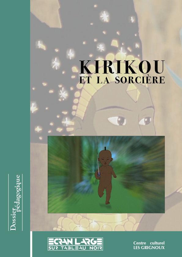 affiche du dossier Kirikou et la sorcière
