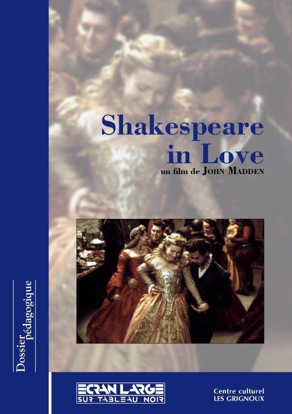 affiche du dossier Shakespeare in Love