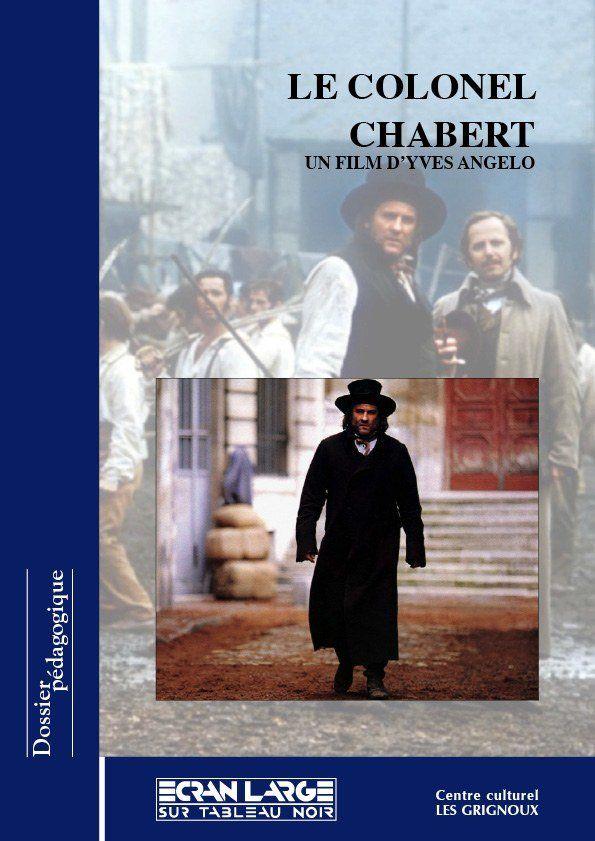 affiche du dossier Le Colonel Chabert