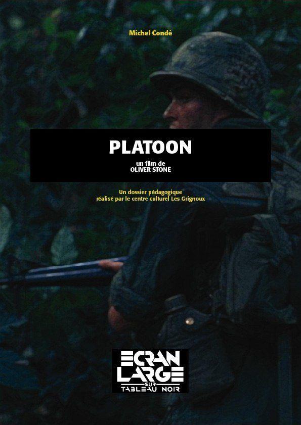 affiche du dossier Platoon
