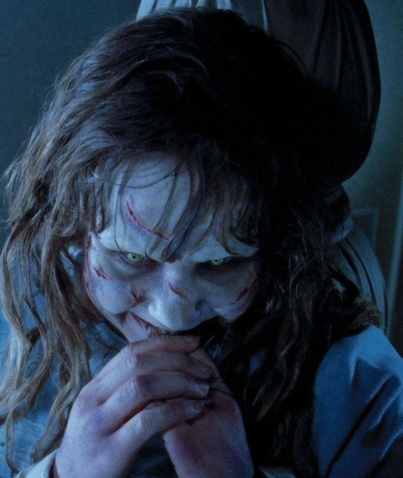 affiche du film L'exorciste {Director's cut}