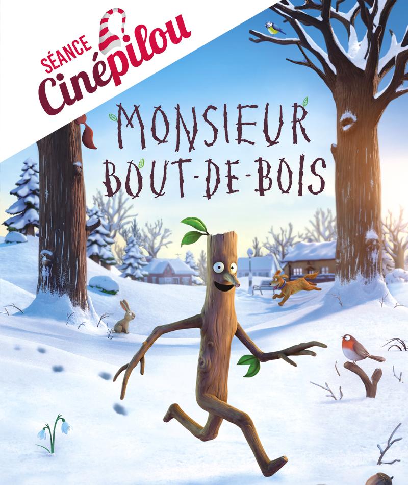 affiche du film Monsieur Bout-de-bois (en ligne !)