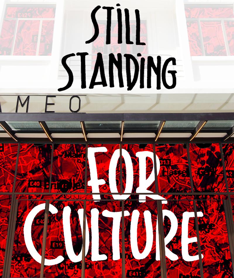 affiche du film Still standing for Culture #4 • cinéma Caméo