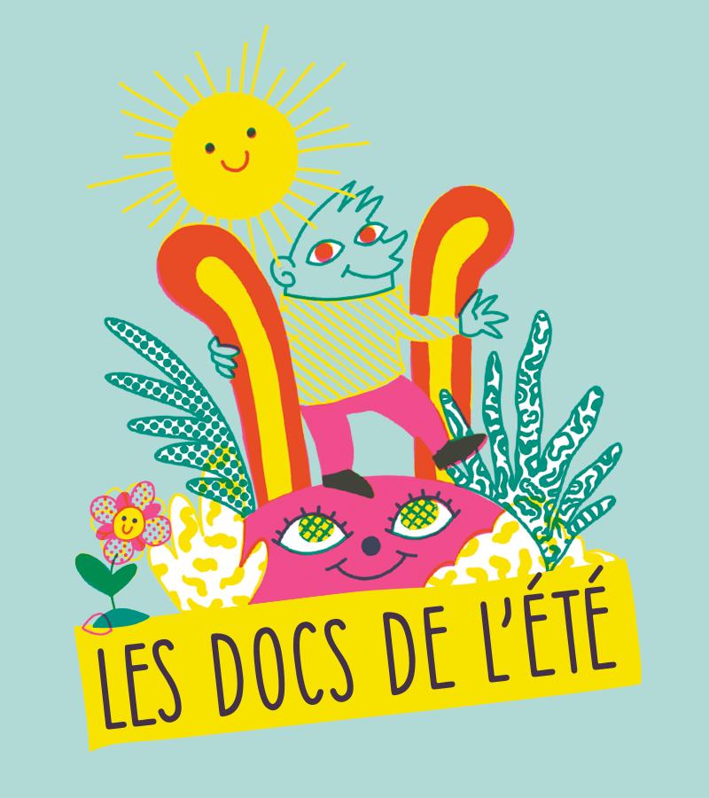 affiche du film Les docs de l'été