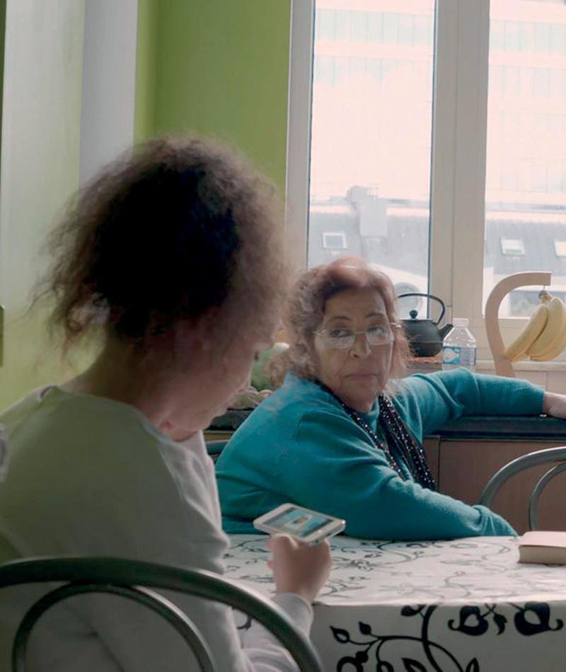 affiche du film De mère à fille
