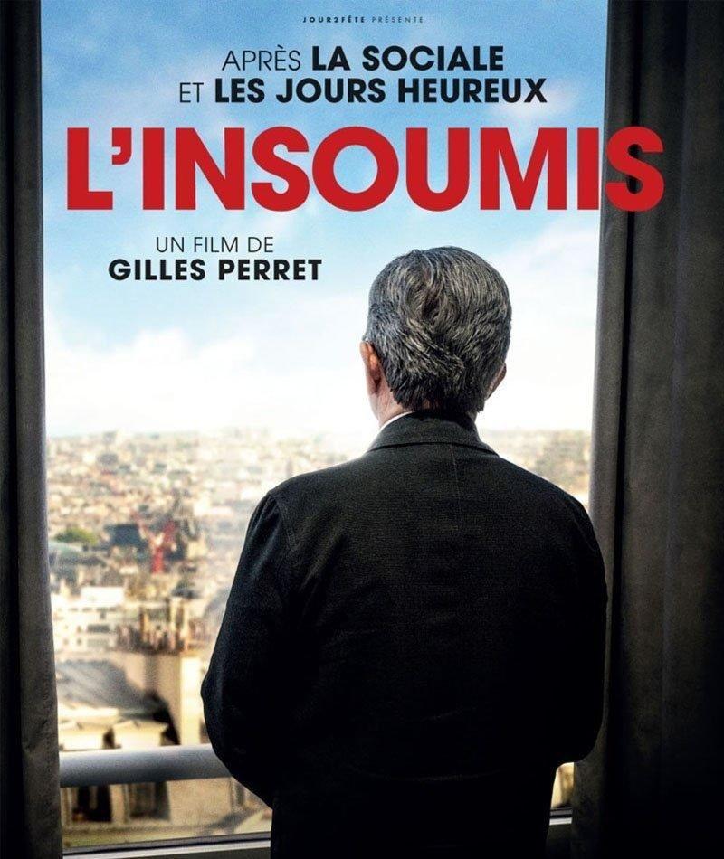 affiche du film L'insoumis