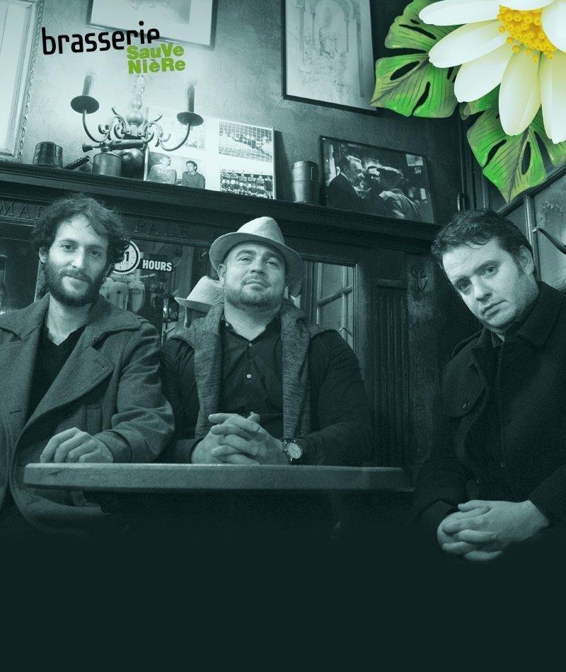 affiche du film Concert d'été : S.Schmitt, J.Dupont, J.Iannello Trio
