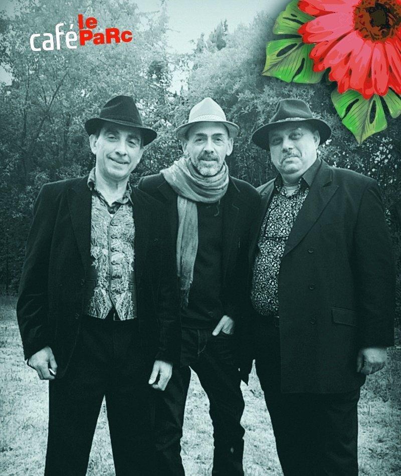 affiche du film Concert d'été : BXL Underground Trio