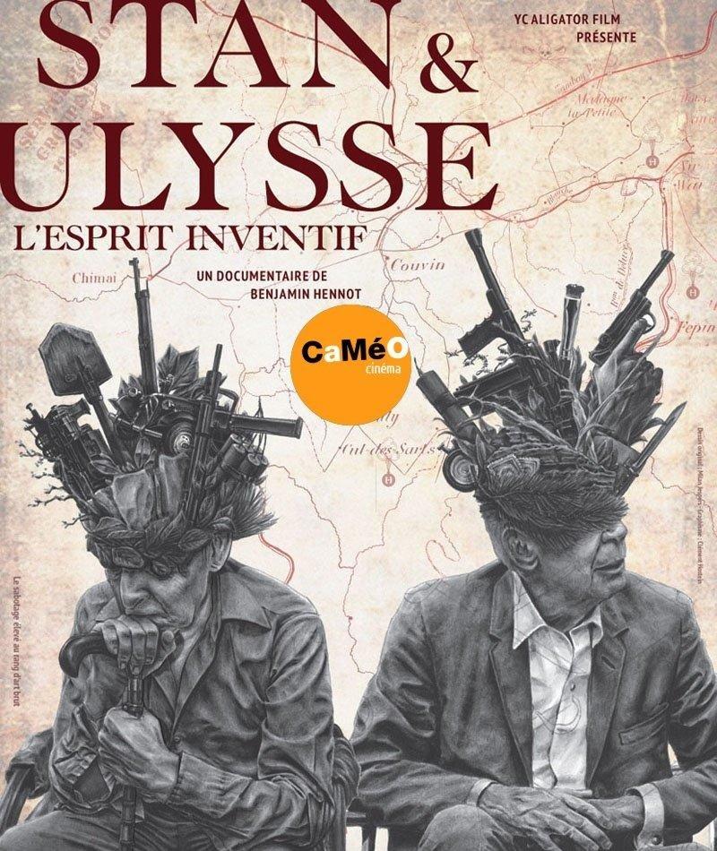 affiche du film Stan & Ulysse, l'esprit inventif