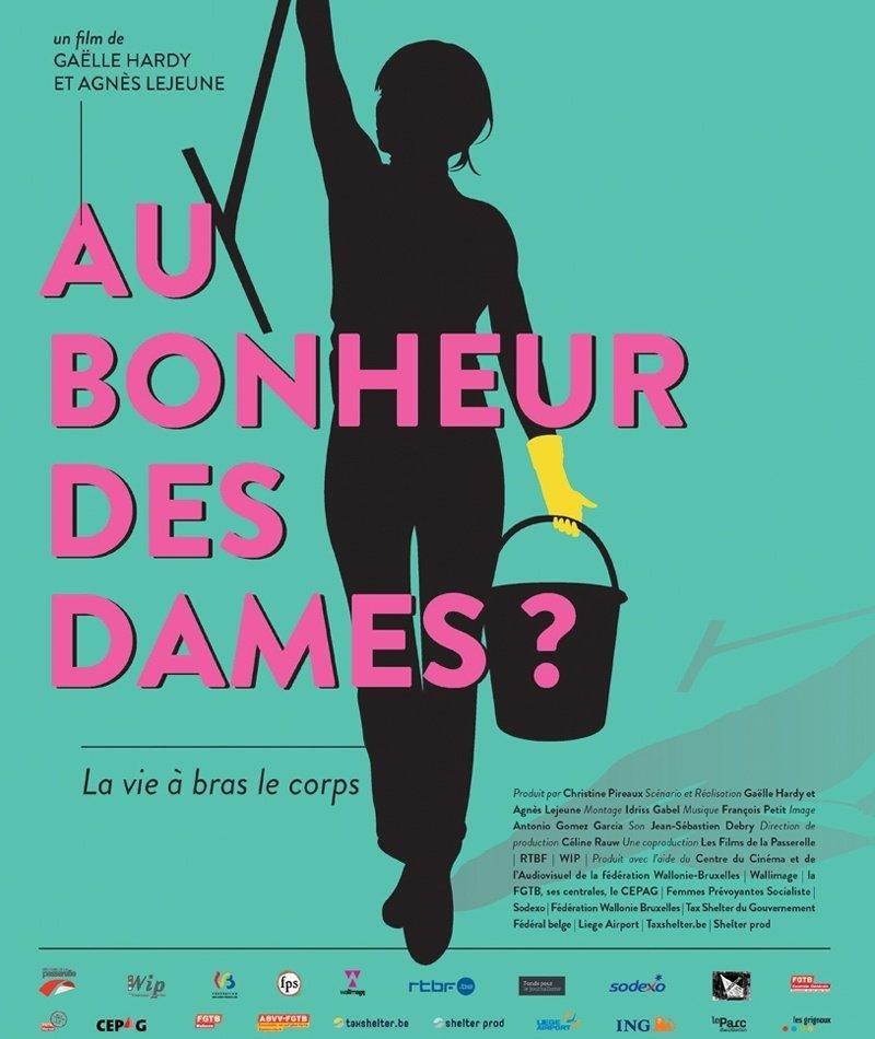 affiche du film Au bonheur des dames ?