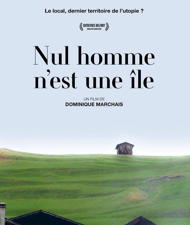 affiche du film Nul homme n'est une île
