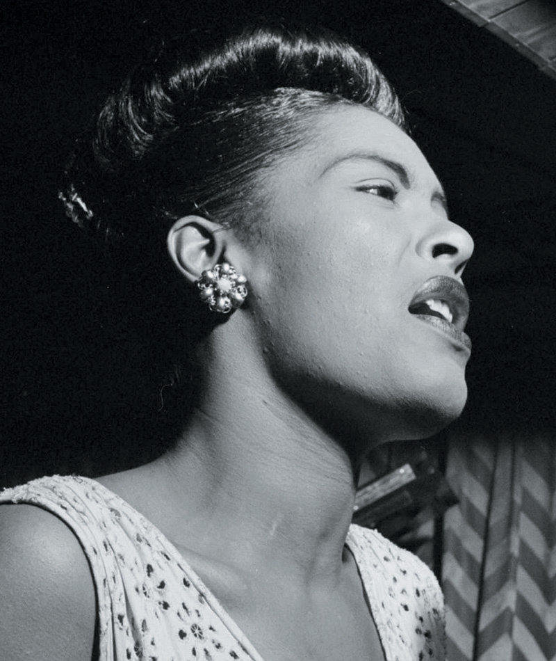 affiche du film Jazz Portrait : Billie Holiday