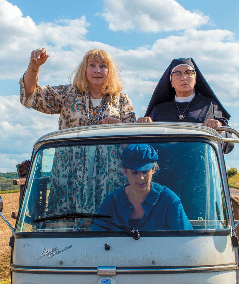 affiche du film La bonne épouse