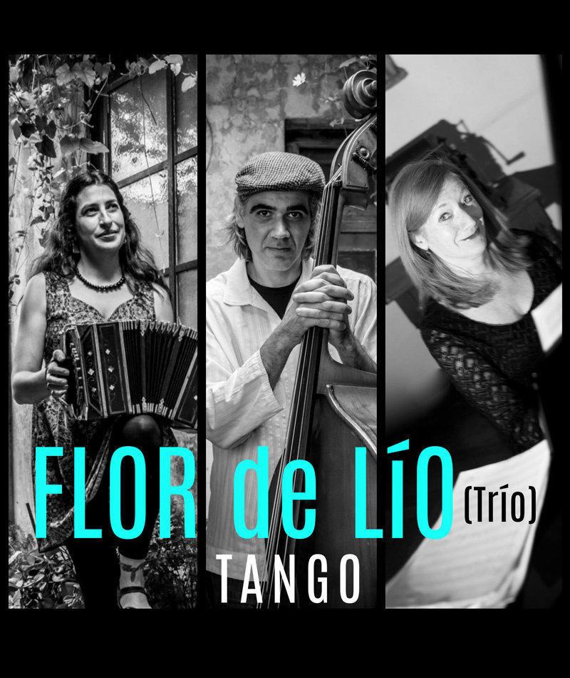 affiche du film Flor de Lio Trio