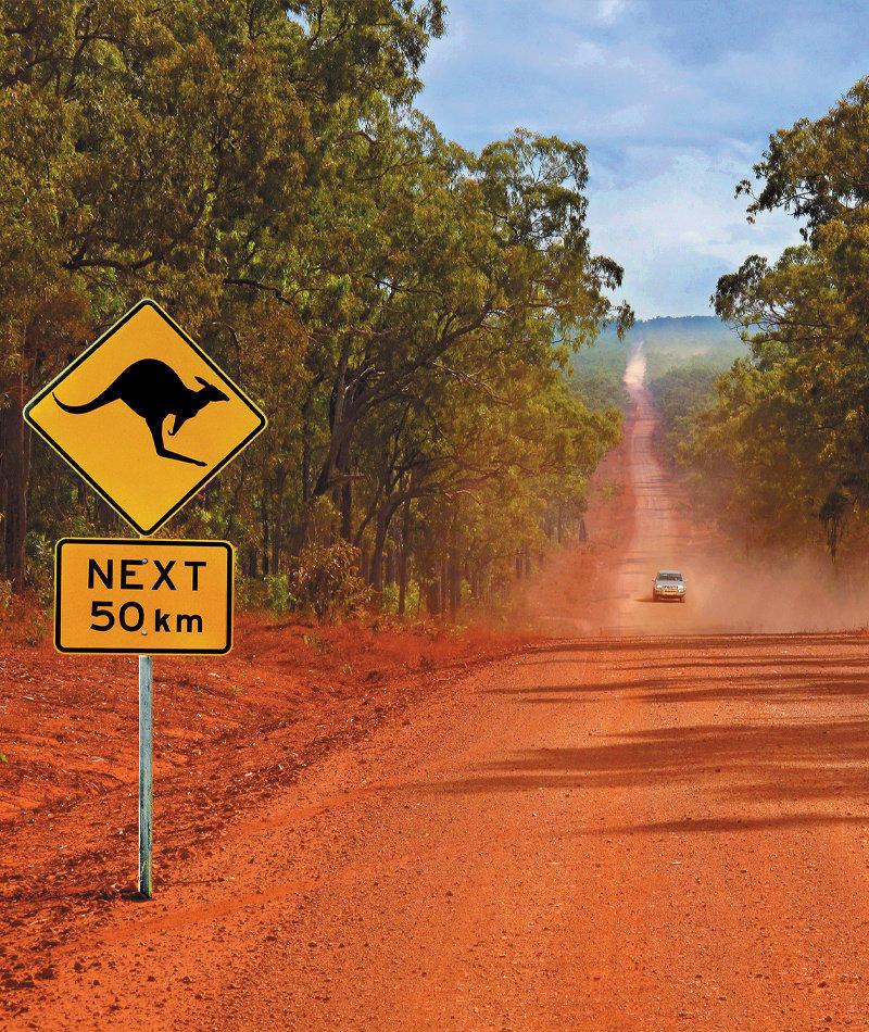 affiche du film Exploration du Monde : Australie
