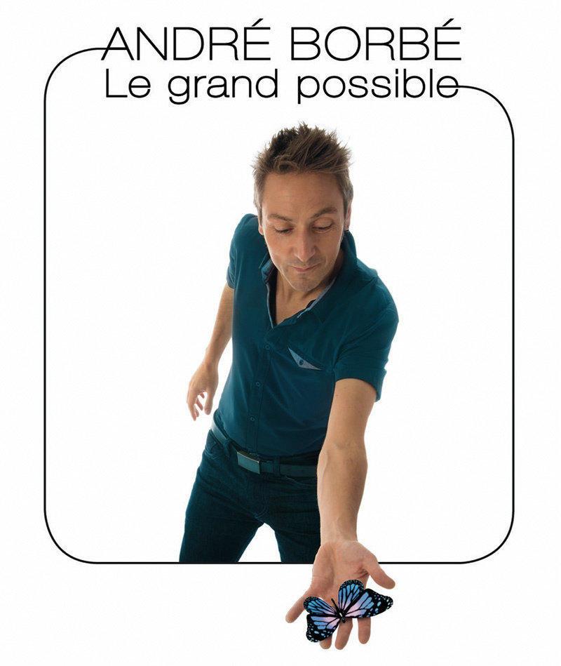 affiche du film André Borbé