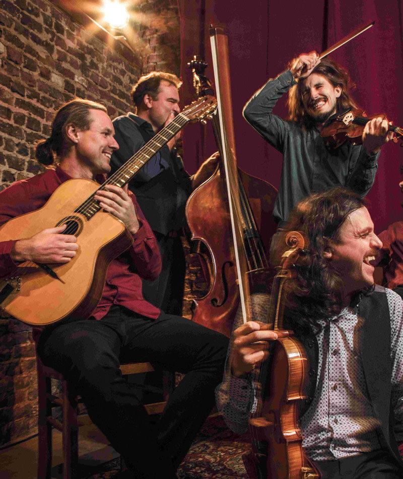 affiche du film Les violons de Bruxelles