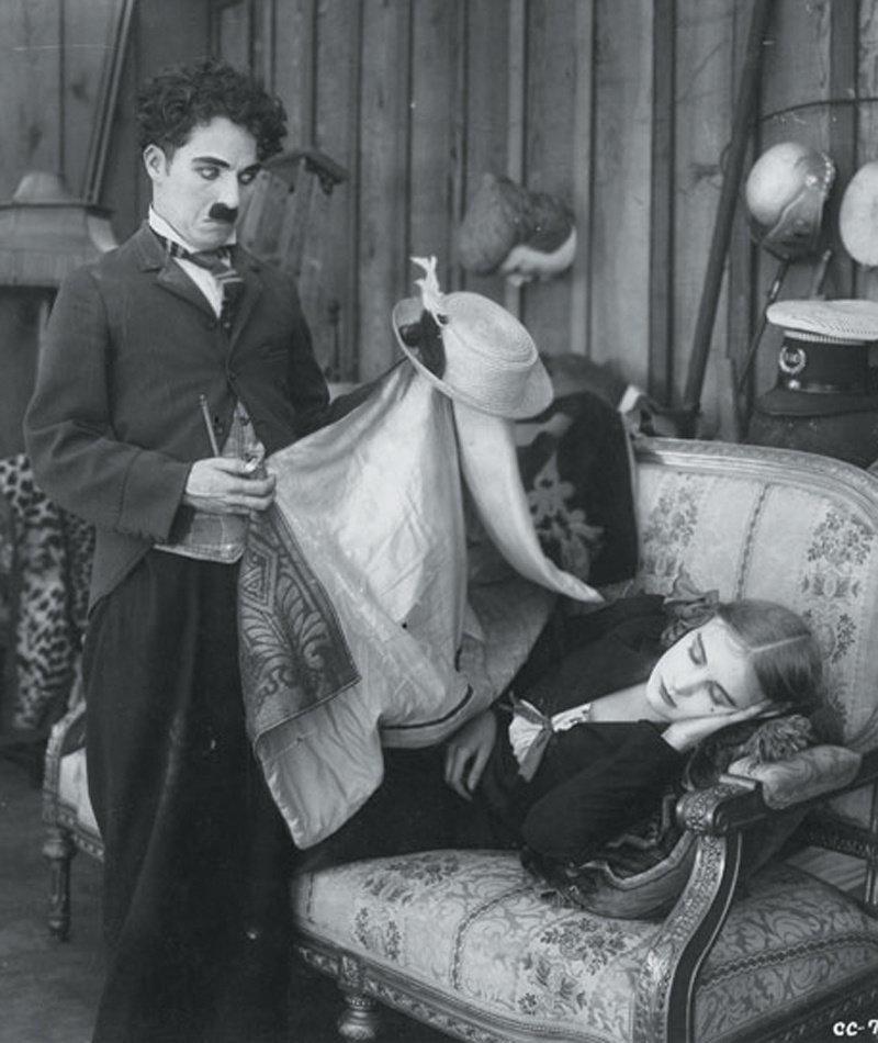 affiche du film Ciné-concert Chaplin