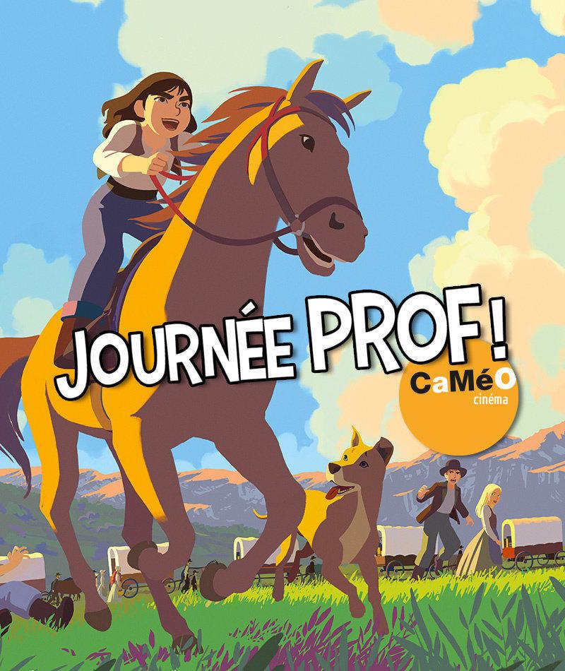 affiche du film Journée PROF ! au Caméo