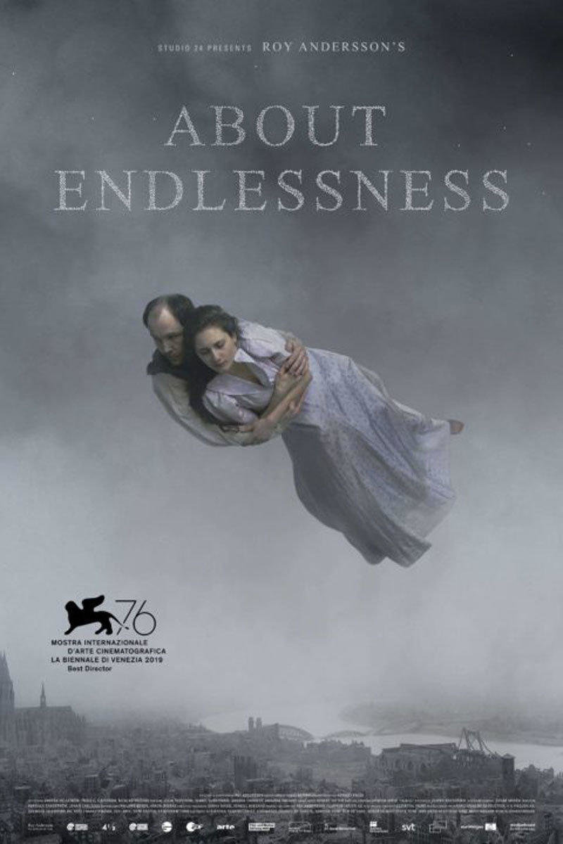 affiche du film About endlessness