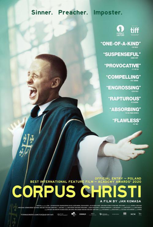 affiche du film Corpus christi [ANNULÉ]