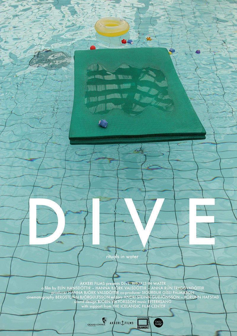affiche du film Dive – rituals in water