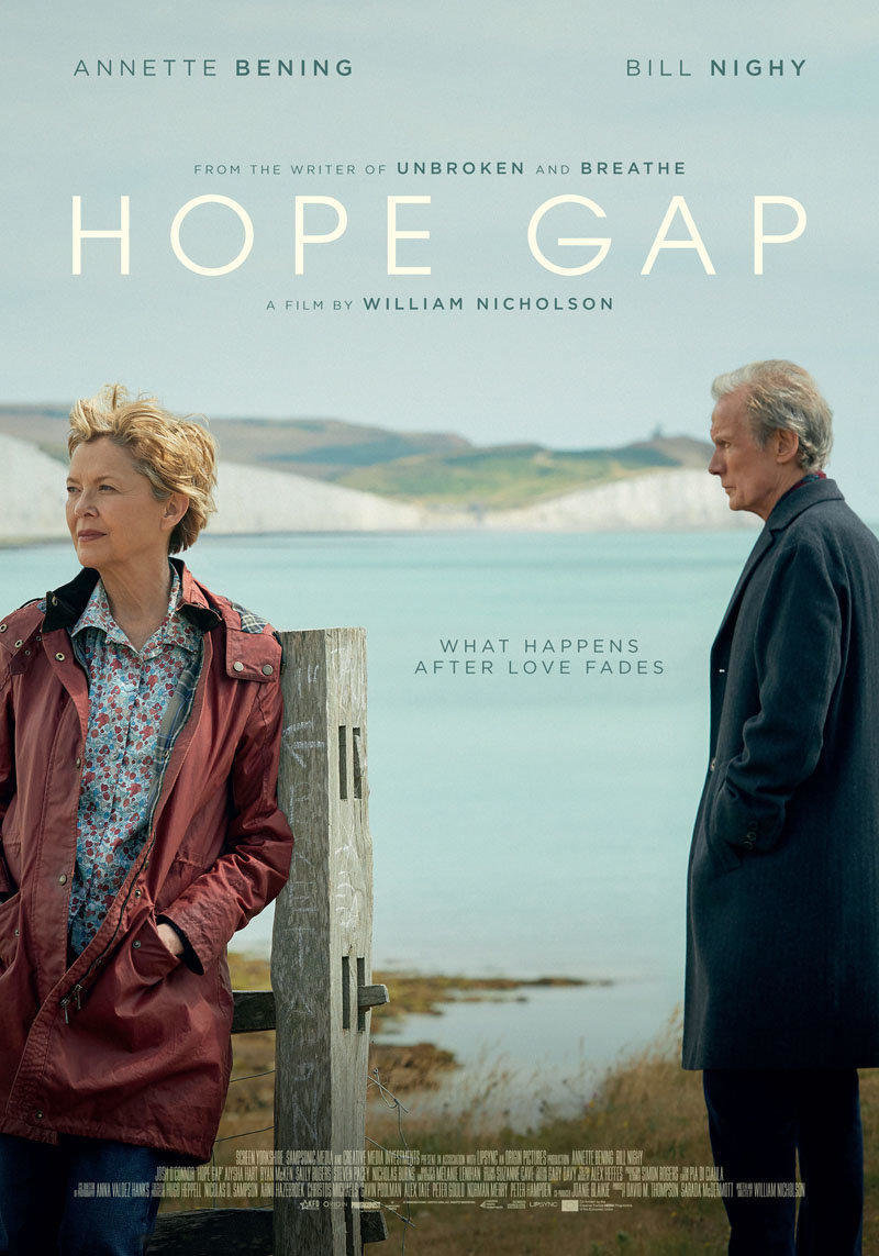 affiche du film Hope gap