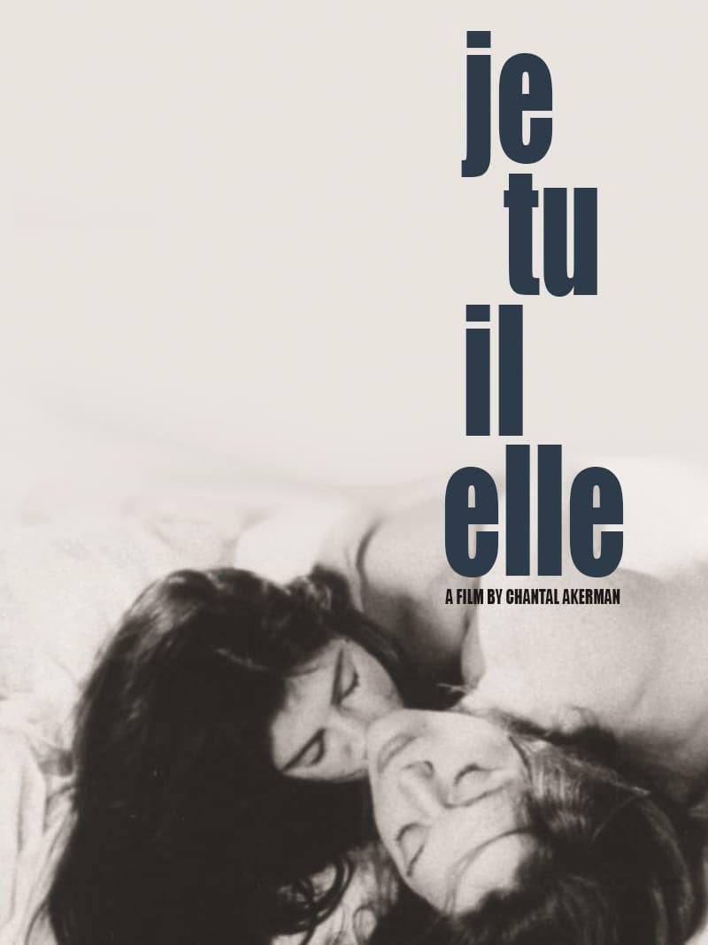 affiche du film Je, tu, il, elle