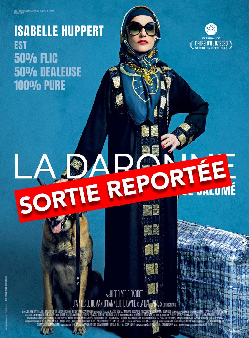 affiche du film La daronne [Reporté]