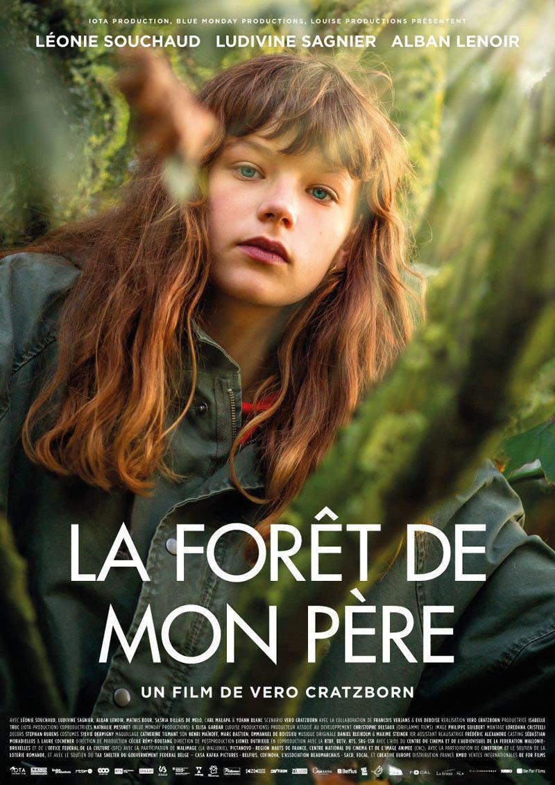 affiche du film La forêt de mon père