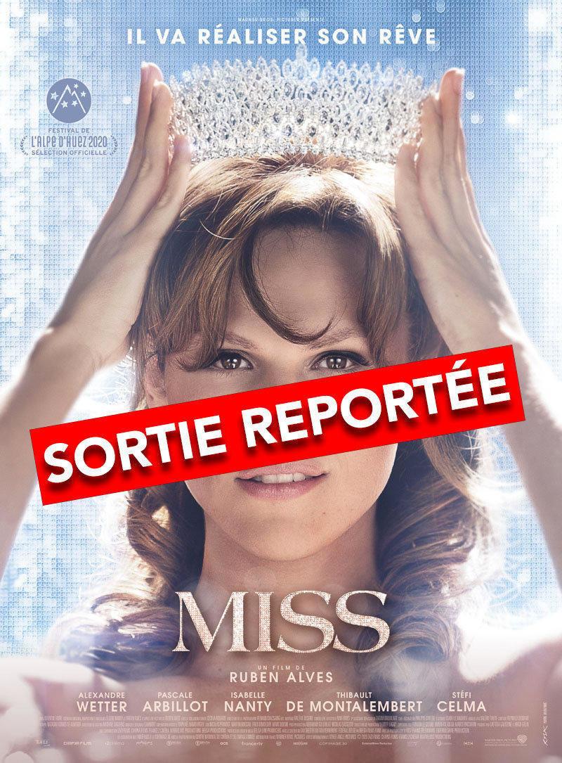 affiche du film Miss [Reporté]