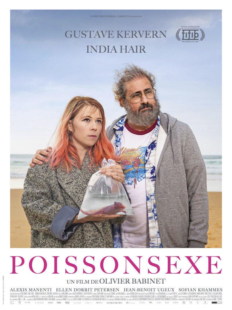 affiche du film Poissonsexe