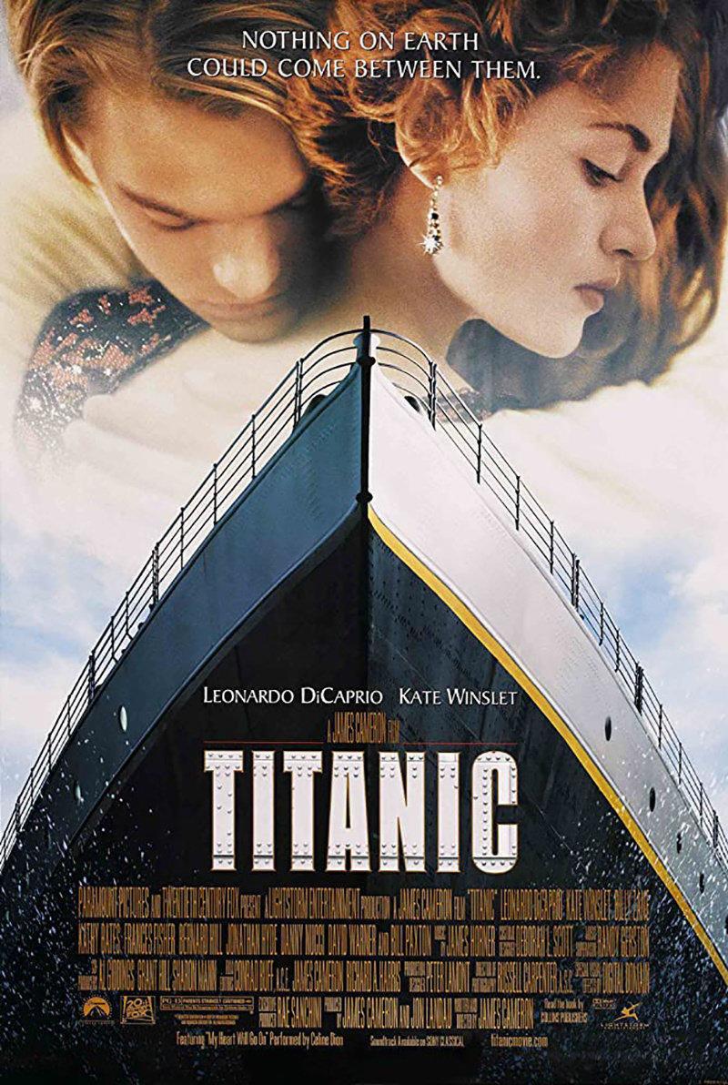 affiche du film Titanic