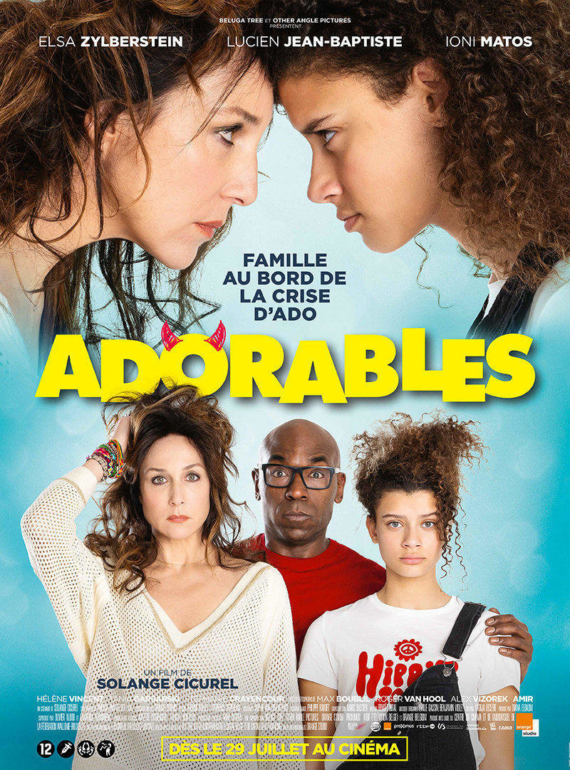 affiche du film Adorables