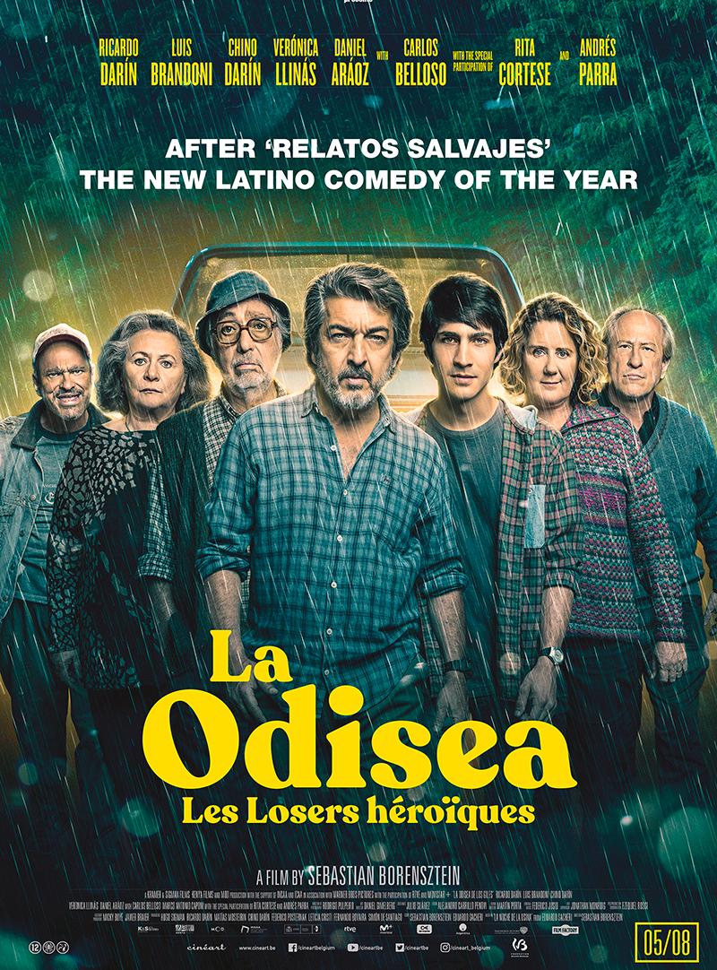 affiche du film La Odisea