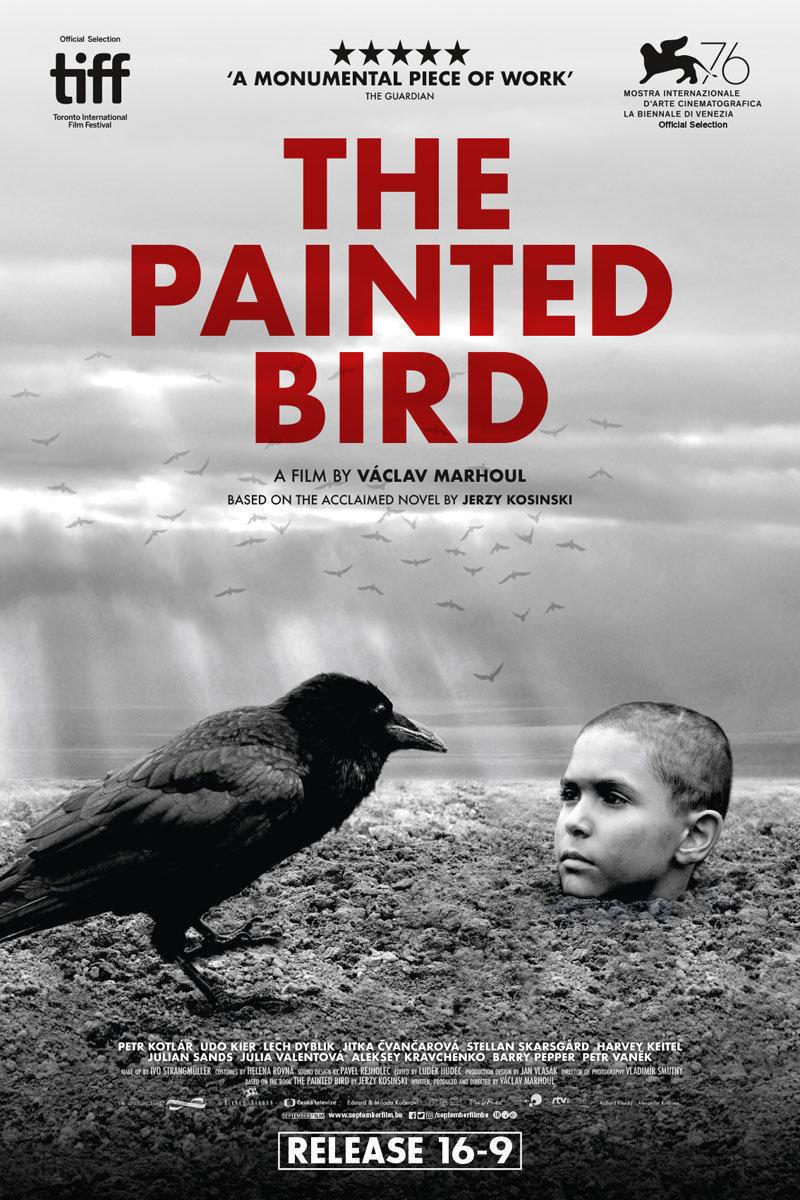 affiche du film The painted bird [ANNULÉ]