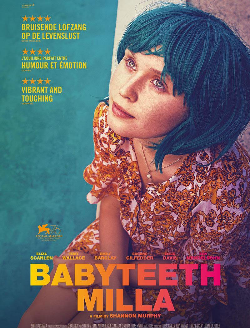 affiche du film Milla (Babyteeth)