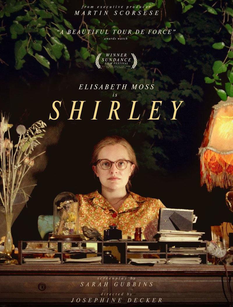 affiche du film Shirley
