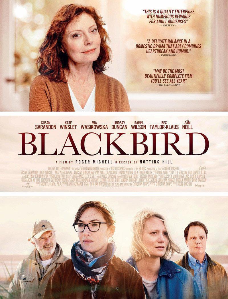 affiche du film Blackbird [ANNULÉ]