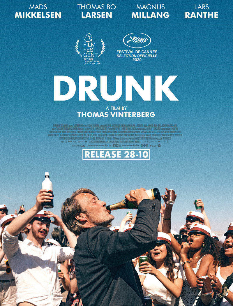 affiche du film Drunk [ANNULÉ]