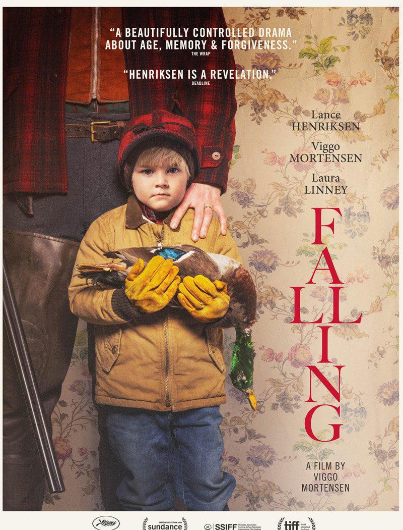 affiche du film Falling [ANNULÉ]