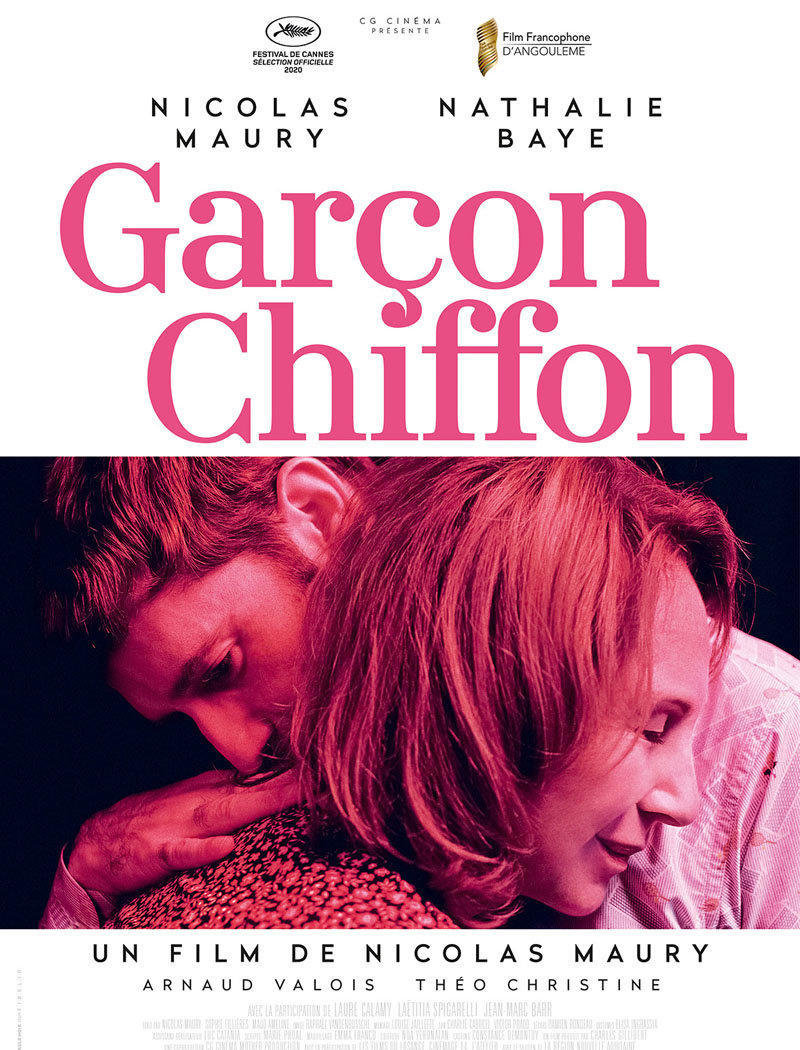 affiche du film Garçon chiffon [ANNULÉ]