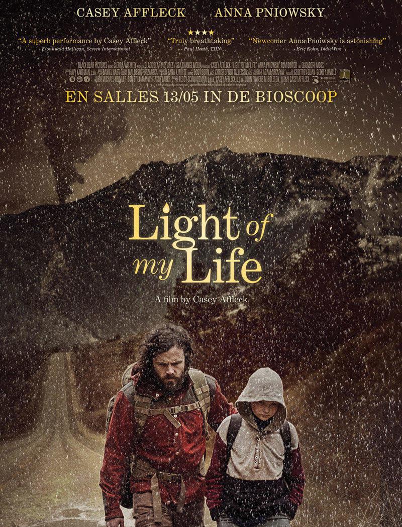 affiche du film Light of my life [ANNULÉ]