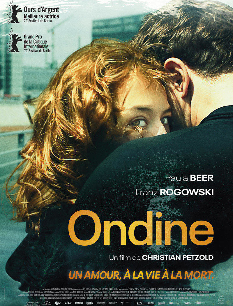 affiche du film Ondine [ANNULÉ]