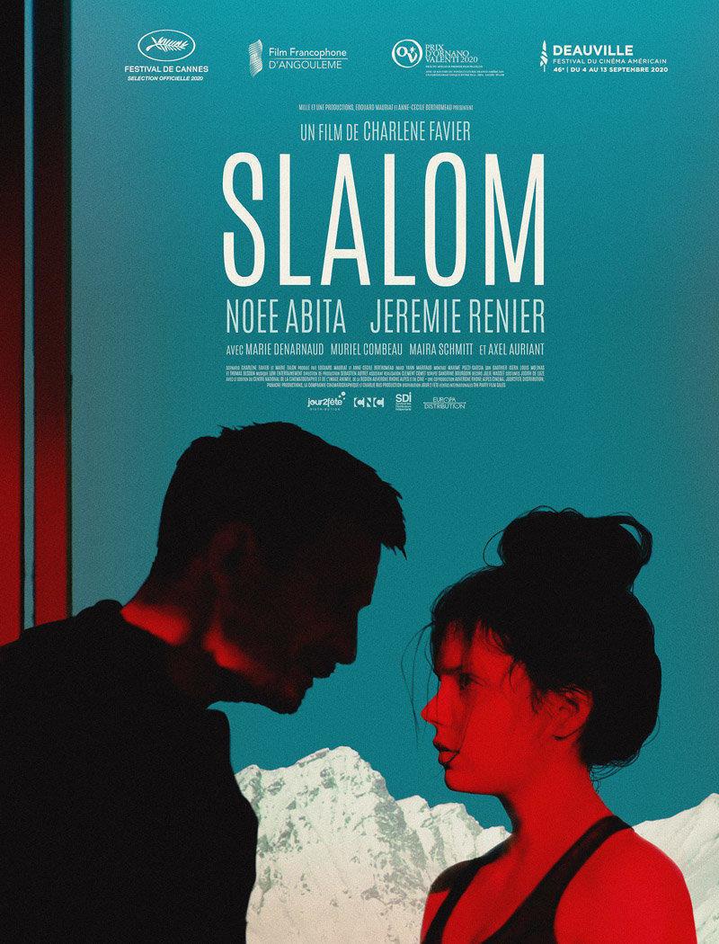 affiche du film Slalom [ANNULÉ]