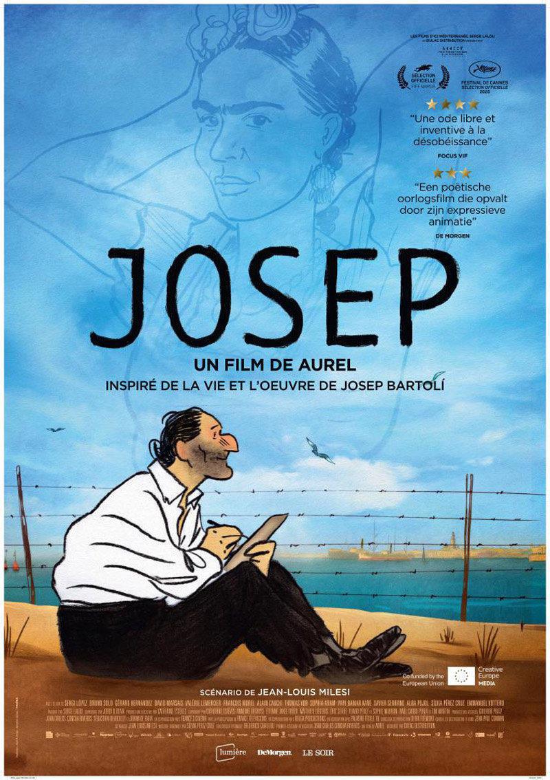 affiche du film Josep [ANNULÉ]