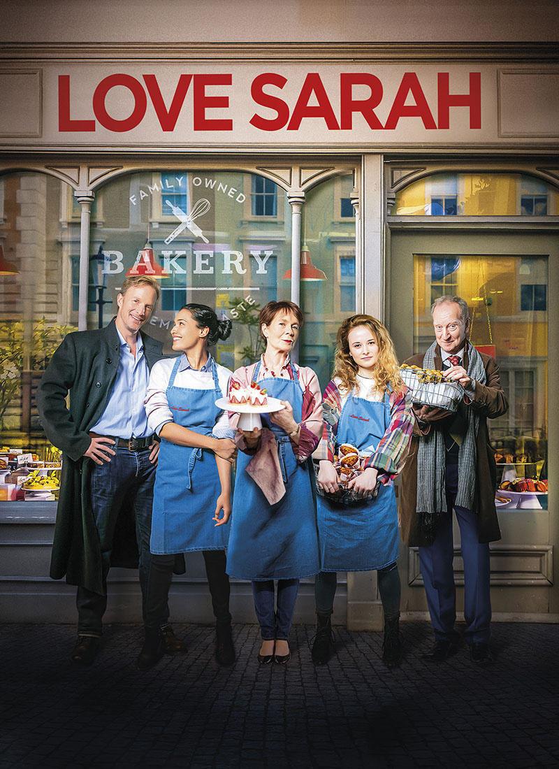 affiche du film Love Sarah